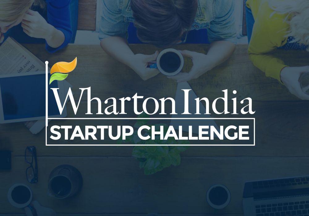 wharton india startup challenge-startup-wharton