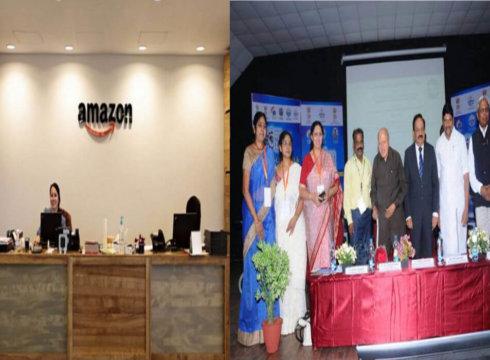amazon india-chennai-office space-women-incubator