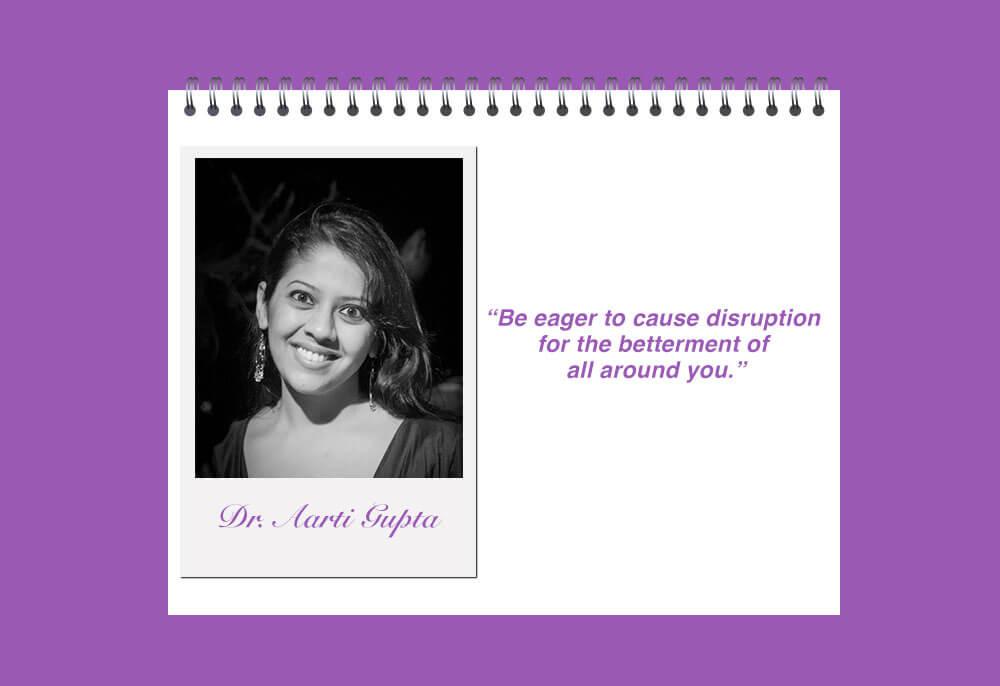 aarti-women investors