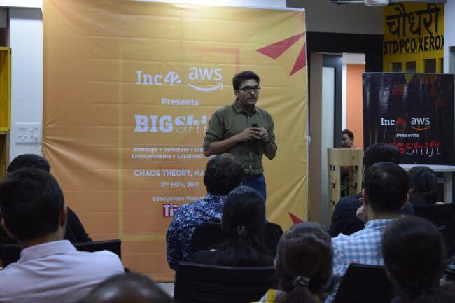 aditya gandhi-startups-nagpur