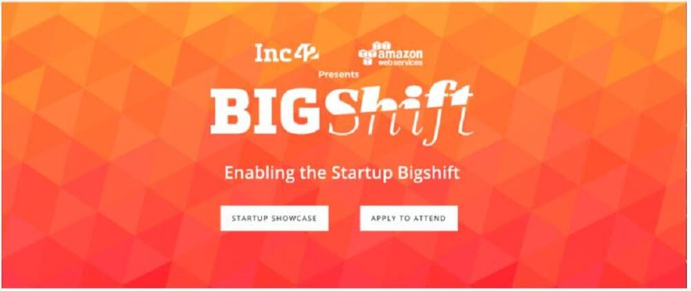 bigshift-startup events