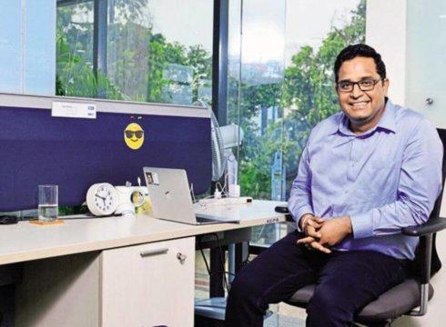 paytm mall-esop-vijay shekhar sharma