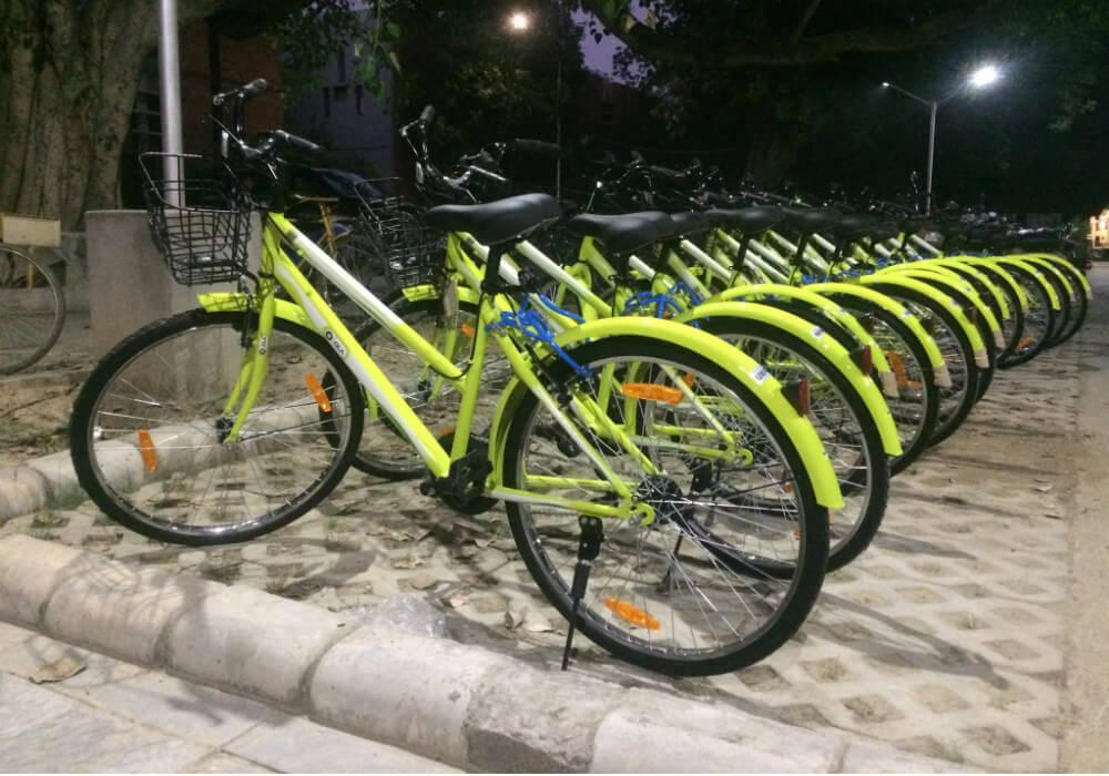 ola pedal-ola-cab aggregator-bicycle-sharing