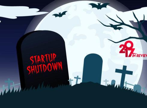 startup shutdown-indian startups
