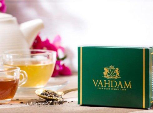 vahdam teas-fireside ventures-tea