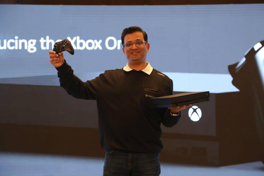 Microsoft- India-Xbox