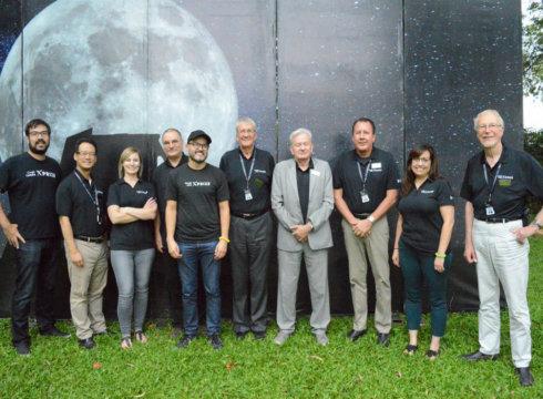teamindus-google lunar xprize-isro