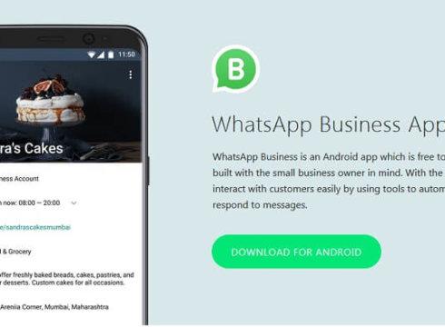 whatsapp buisness-whatsapp-india