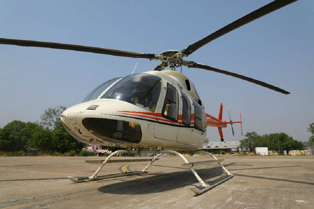 bengaluru-heli taxis-mobility