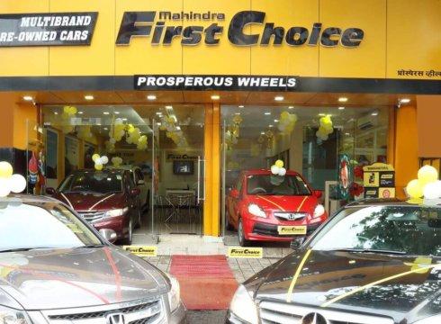 mahindra first choice-mahindra-used vehicle
