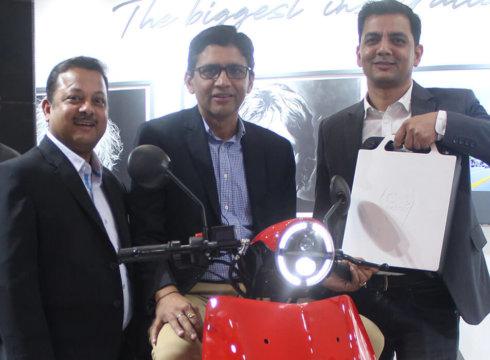 Twenty Two Motors-Flow-Auto Expo