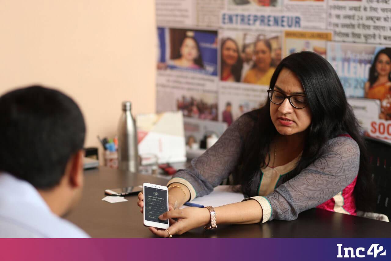 Shipra Bhutani, Founder of Quantum Career Academy at Digital Rajasthan Yatra