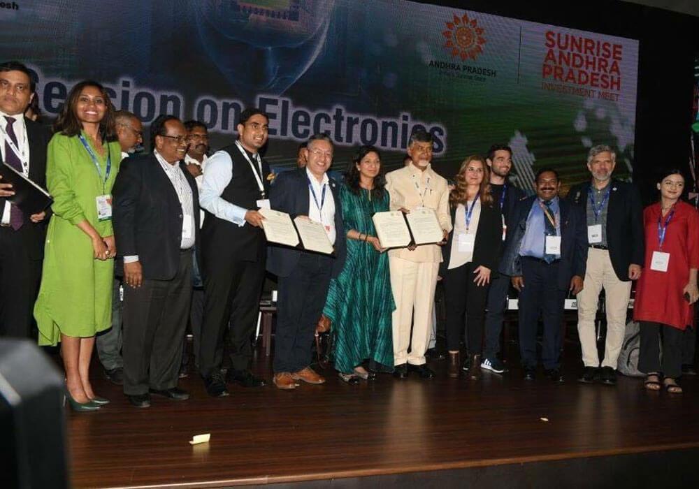 Andhra Pradesh-Blockchain-ConsenSys
