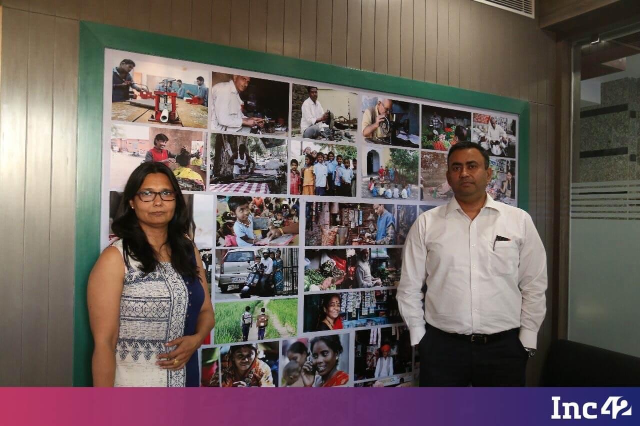 Mohit Sahney, co-founder of Jaipur-based Finova Capital - Digital Rajasthan Yatrs