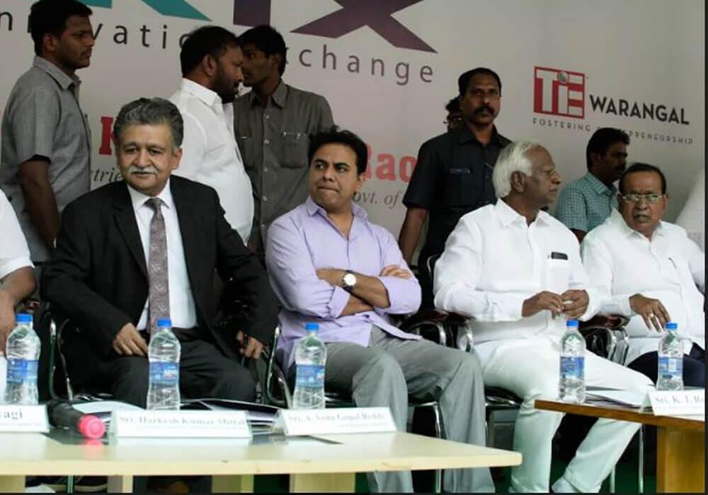 SRiX-incubator-Telangana