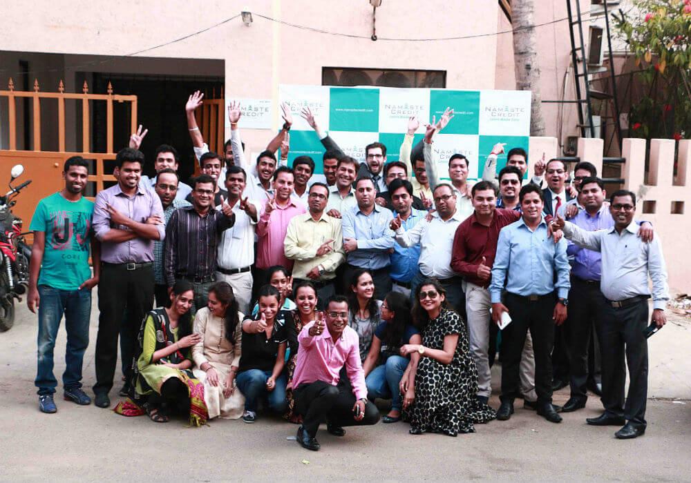 SME Lending Startup Namaste Credit Raises $3.8 Mn In Series A Funding