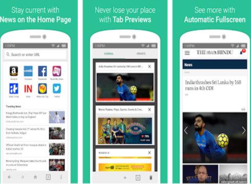 Amazon Brings India Focussed Lite Web Browser
