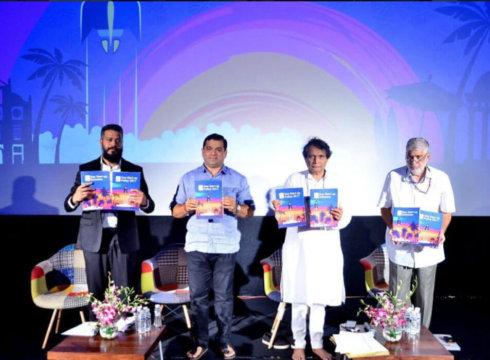 Union Minister Suresh Prabhu Launches Goa Startup Policy