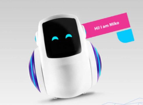 IDG Ventures Backs emotix, The Creator Of AI-Based Robot Miko