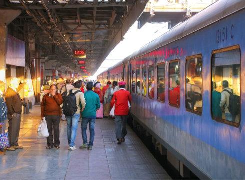 Omidyar Network Leads Series B Funding In Travel Startup RailYatri