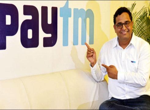 What's The Best Part About SoftBank Backing Paytm? Vijay Shekhar Sharma Tells Us One
