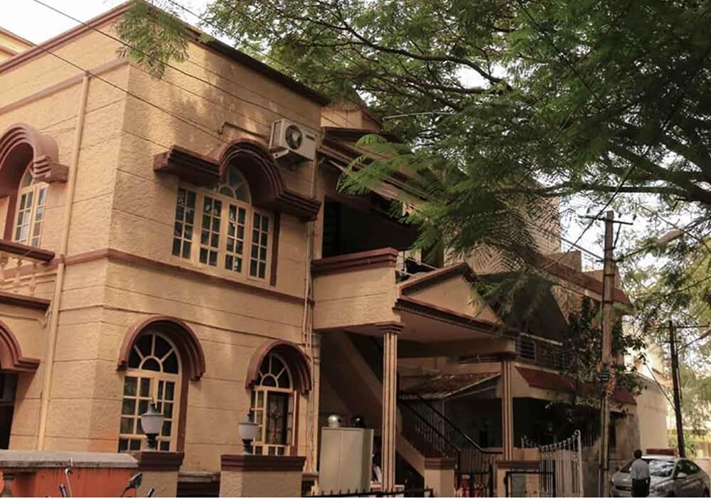 447-C, 12th Main, Koramangala - The House Where Flipkart Started Its Journey 11 Years Back