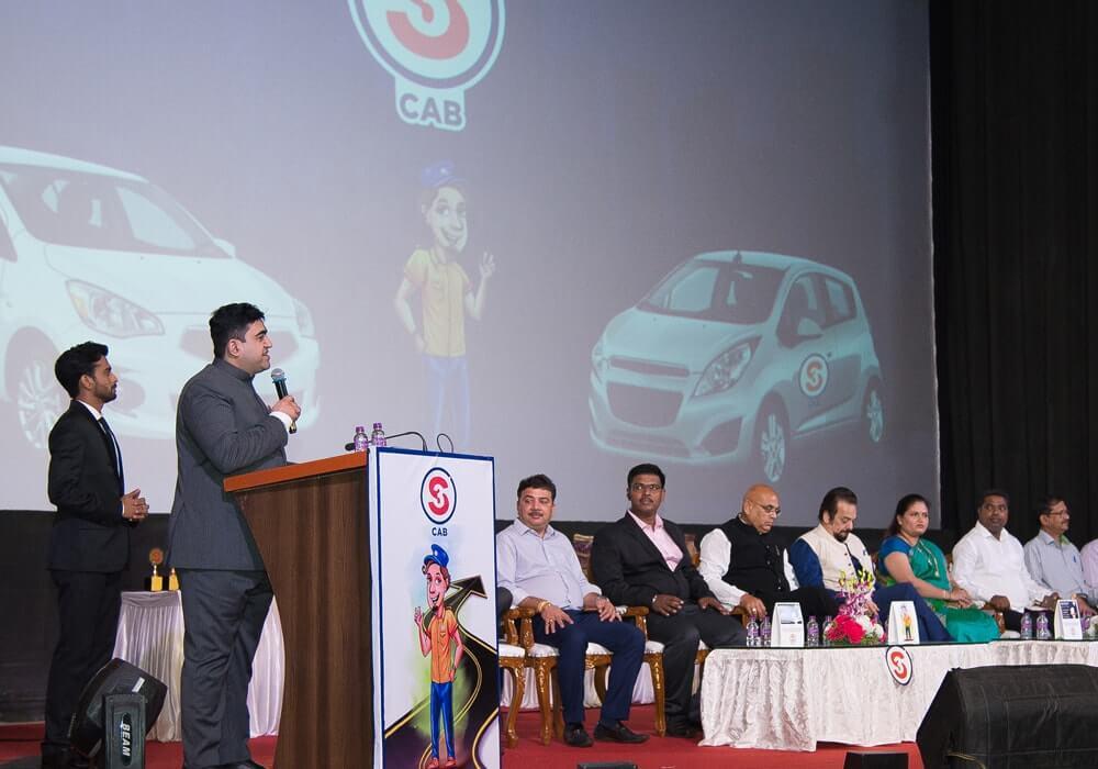 To Challenge Ola, Uber, S3 Cabs Starts Operating In Mumbai