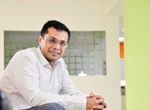 Sachin Bansal, Co-founder Flipkart