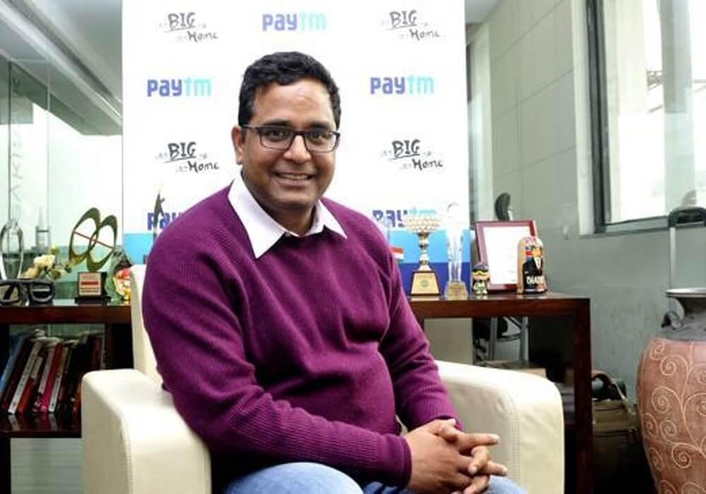 Vijay Shekhar Sharma Paytm