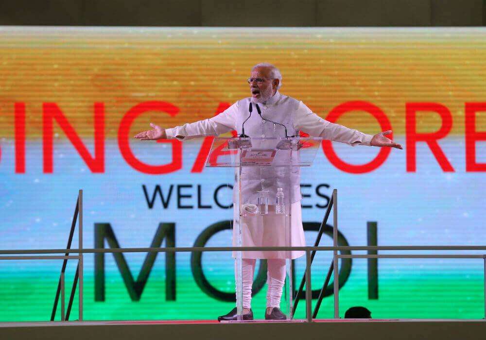 Modi Singapore Visit: Enterprise Singapore, TiE Sign MoU To Foster Ties Between Startups Of Both Countries
