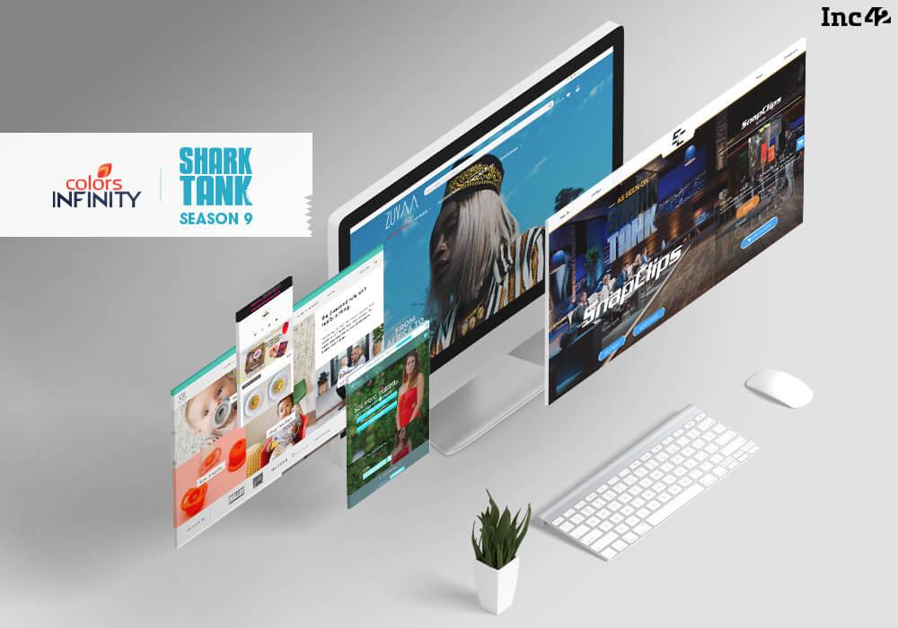 Startup, Sharks, Shark Tank Season 9