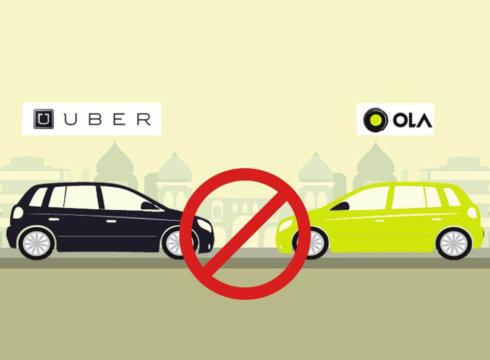 Karnataka Issues Another Violation Notice To Ola, Uber