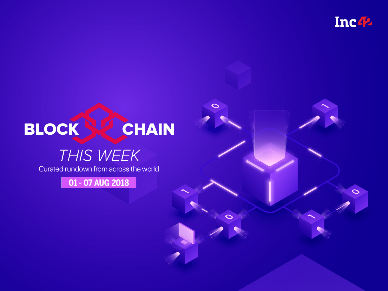 Blockchain This Week