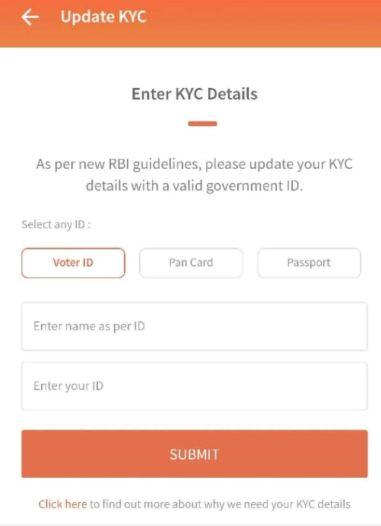 Paytm, PhonePe & FreeCharge Not Accepting Aadhaar For KYC