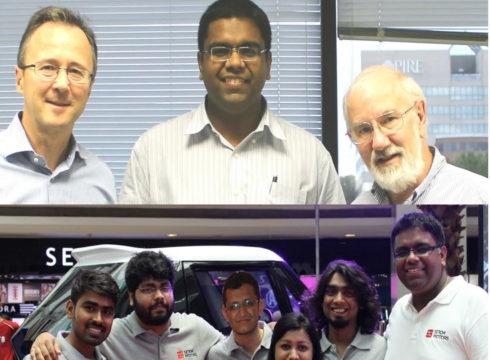 IAN Backs Mumbai-Based Electric Vehicle Startup Strom Motors