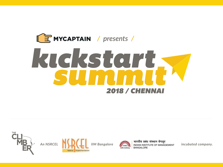 Kickstart Summit
