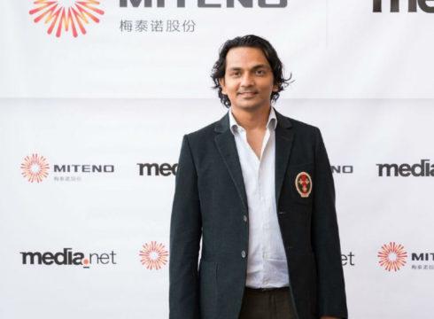 Divyank Turakhia steps down as CEO of Media.net