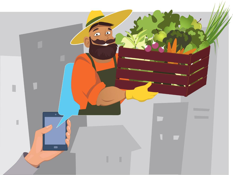 Agritech Startup FarmersFZ Raises Seed Funding From IAN