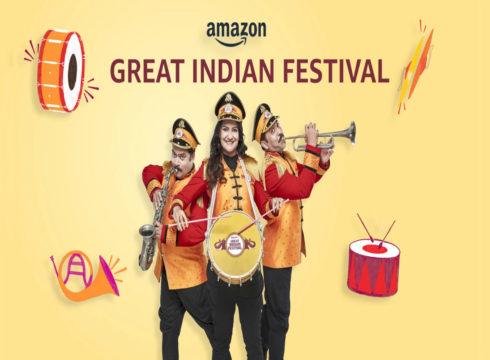 Amazon India festive season sales has seen more sellers come onboard