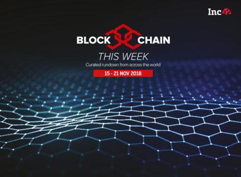 Blockchain This Week: PM Modi Cracks Blockchain Joke, SWIFT India Using It To Prevent Frauds And More