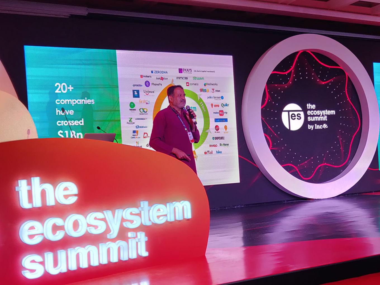Indian Tech Entrepreneurs To Create A $10 Tn Economy By 2030, Says TV Mohandas Pai