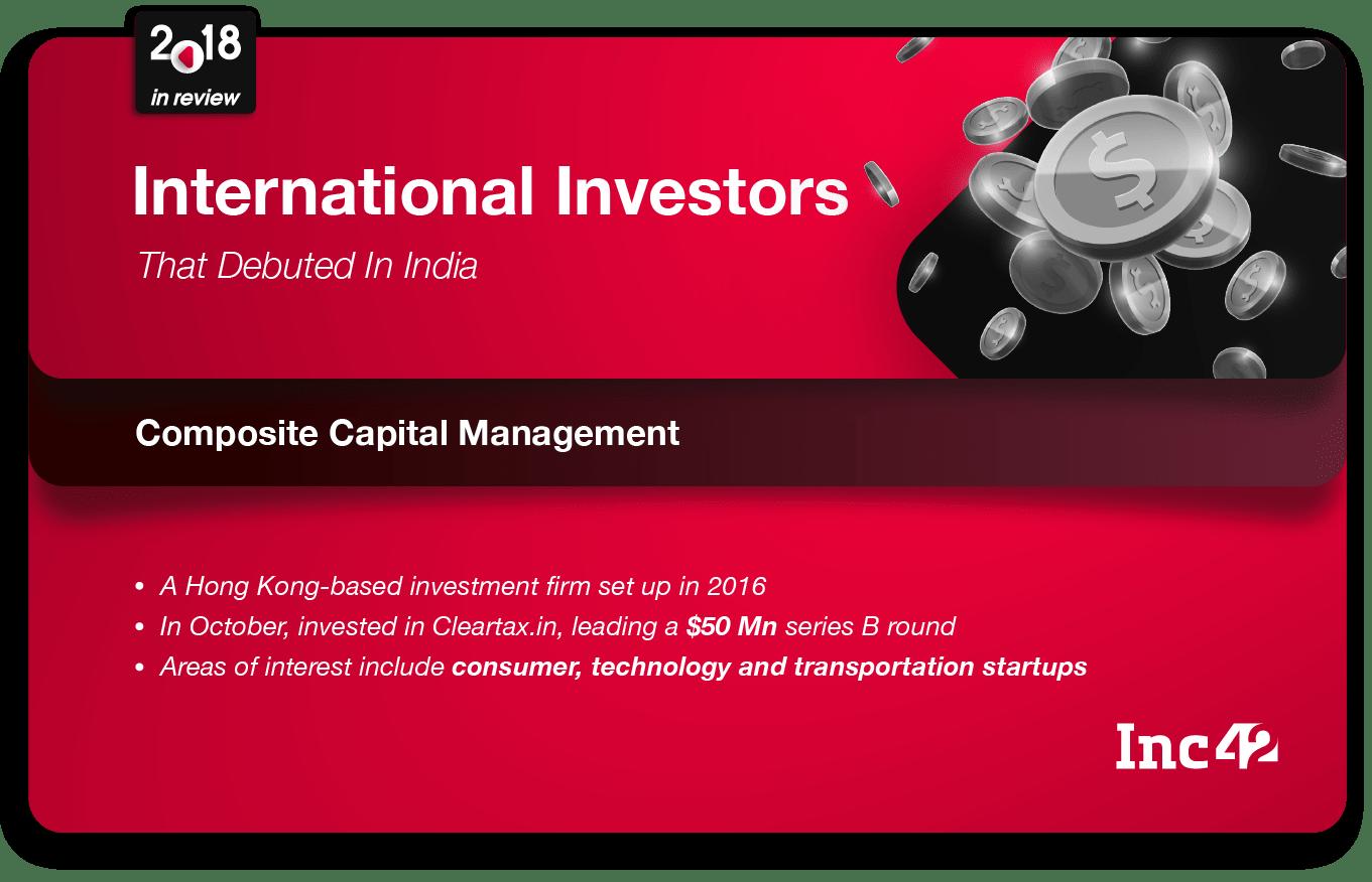 Composite capital India investment