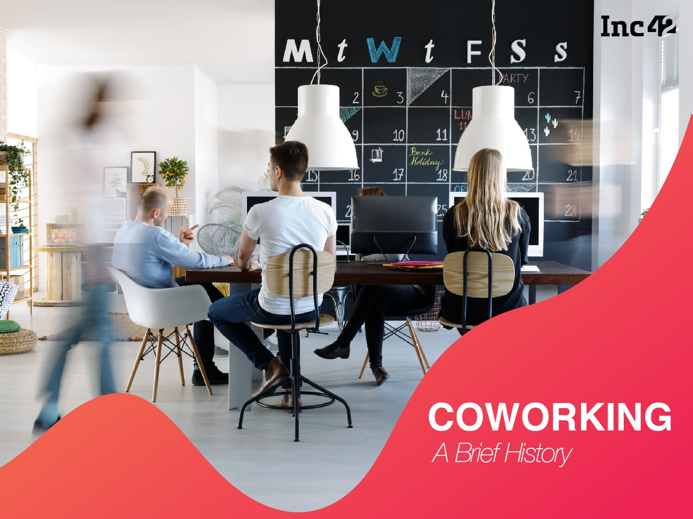 How Coworking Changed The Way People Work And Why It's Still Going Strong