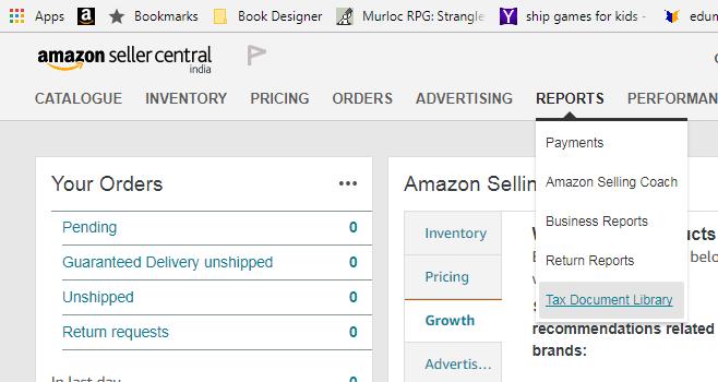 Amazon India Glitch Leaks Tax Data Of 400K Sellers
