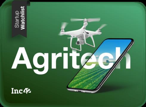 agritech startup watchlist