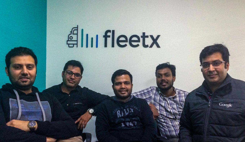 Quotient, LetsVenture Invests On AI-Driven Logistics Startup fleetx