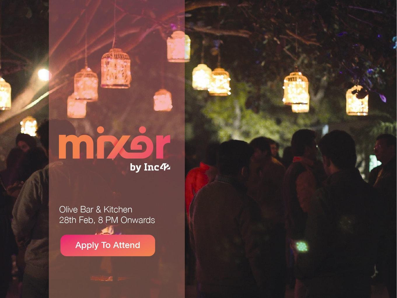 Inc42 Mixer: A Relaxing Evening Of Bonding For Delhi's Entrepreneurs