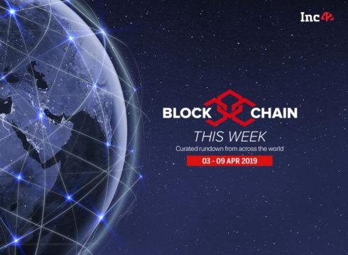Blockchain This Week: Bengaluru Admin Body To Pilot Blockchain Project And More