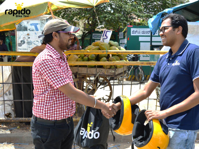 After Ola, Karnataka Transport Dept Looks To Stop Bike-Taxi Startup Rapido