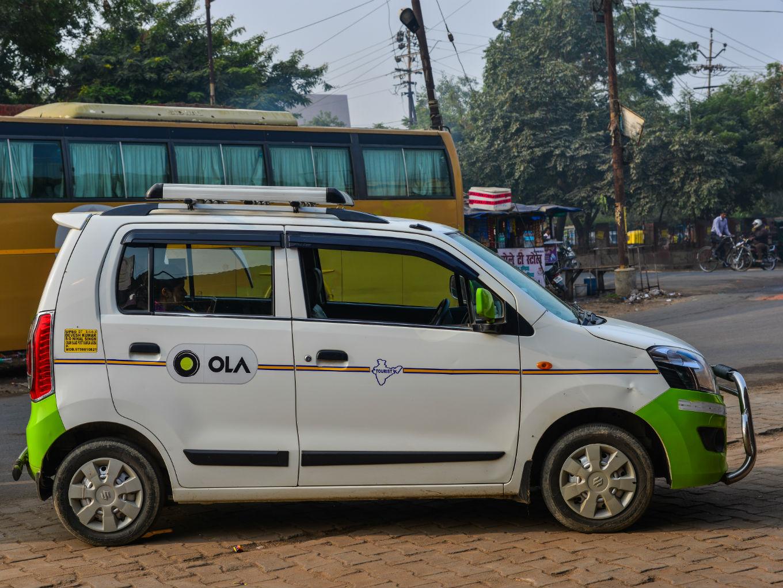 Karnataka Govt Pulls Up Ola For Charging 'Unlawful' Convenience Fees